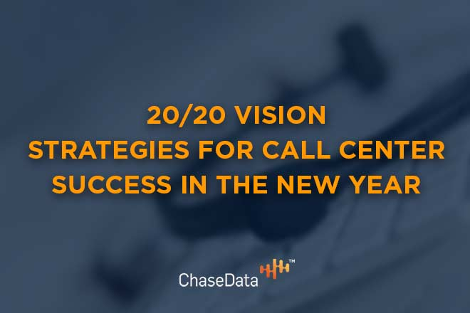 strategies for call center success