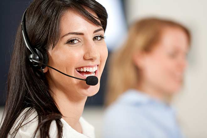 High Call Volume Call Center
