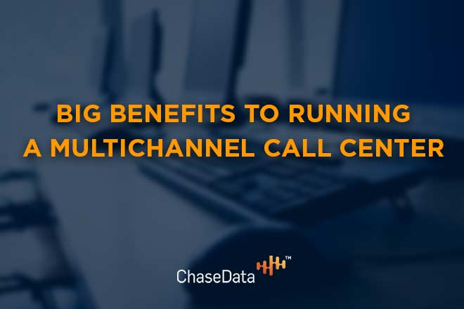 multichannel call center