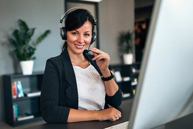 blended call center solutions