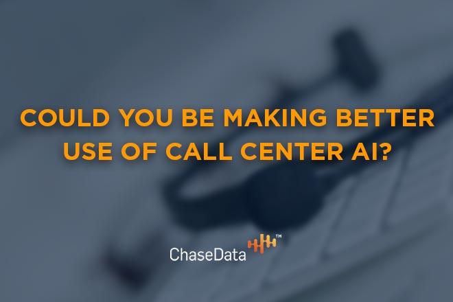 call center AI