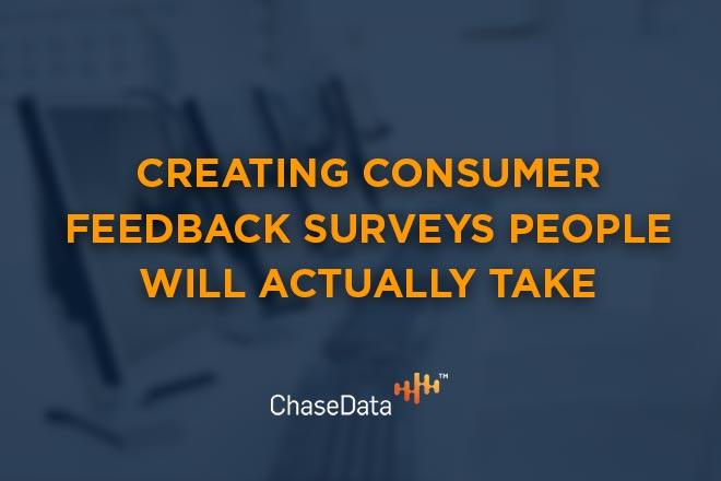 consumer feedback surveys
