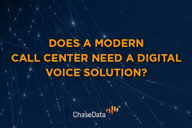 Digital Voice Solution