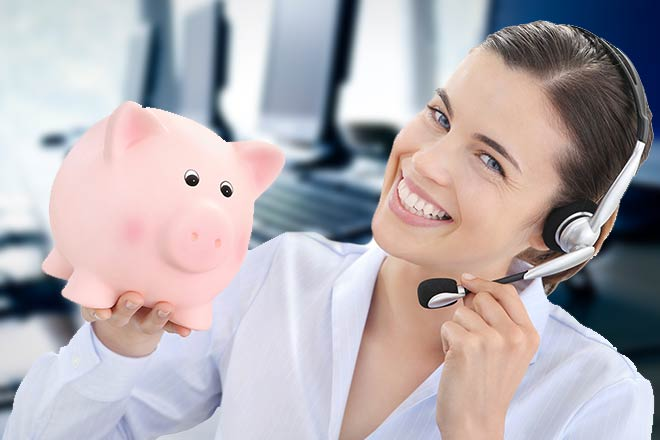 Financial Services Call Center Software