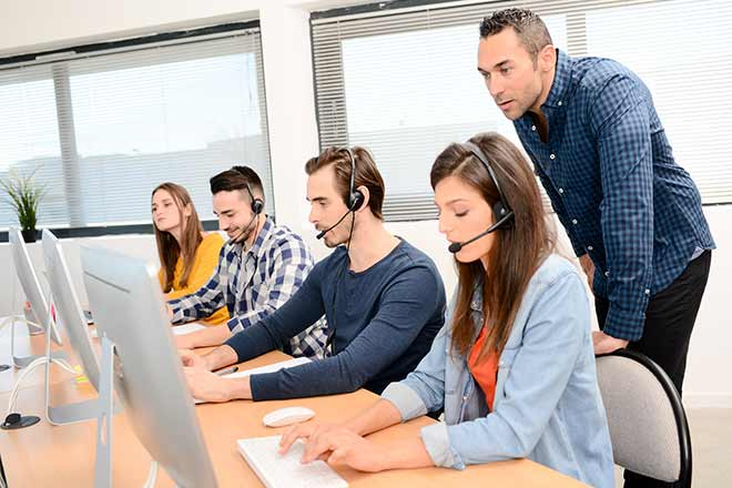Five Important Inbound Call Center Training Tips