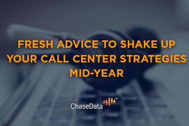 call center strategies