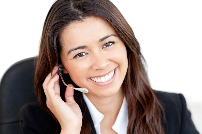 call center agent