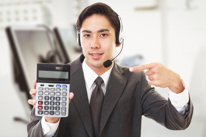 How to Calculate Cost per Sale for a Call Center