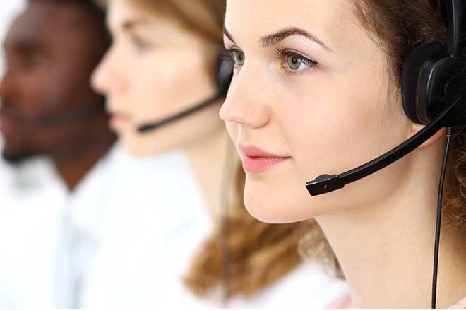 call center stress