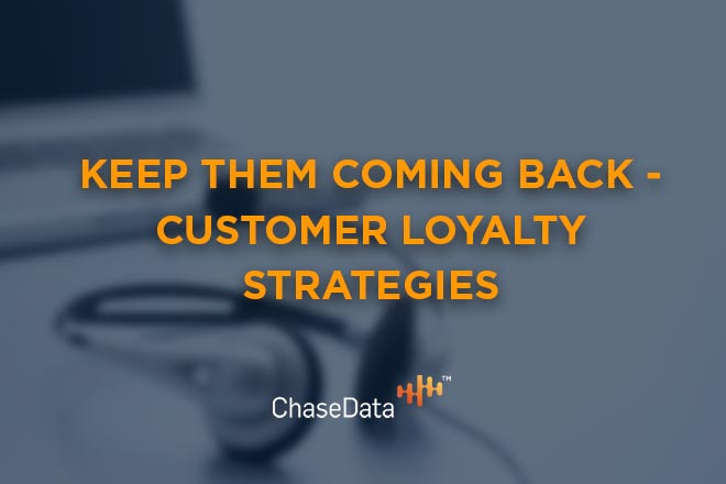 customer loyalty strategies