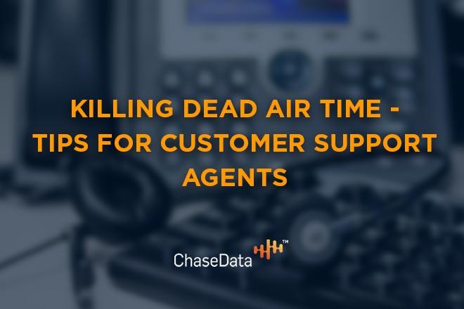 dead air time