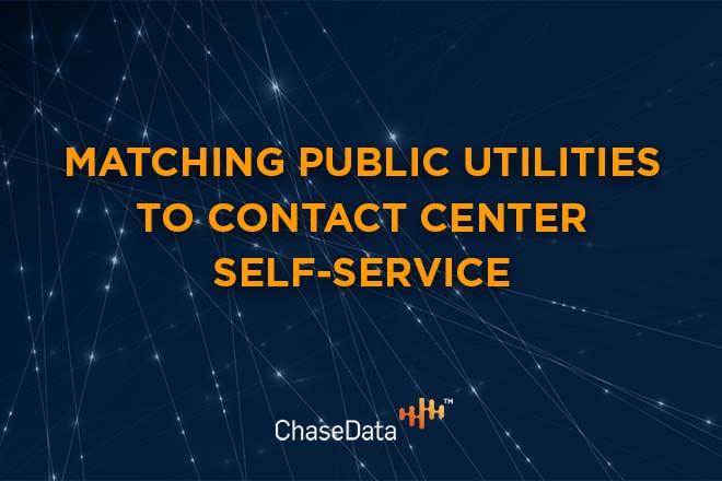 contact center self-service