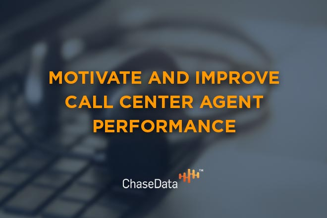 call center agent performance
