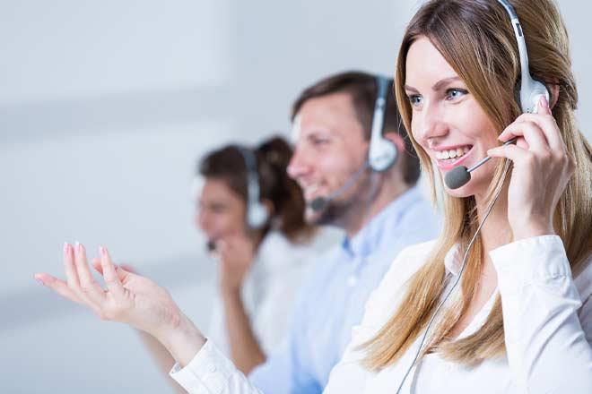 Call center queues