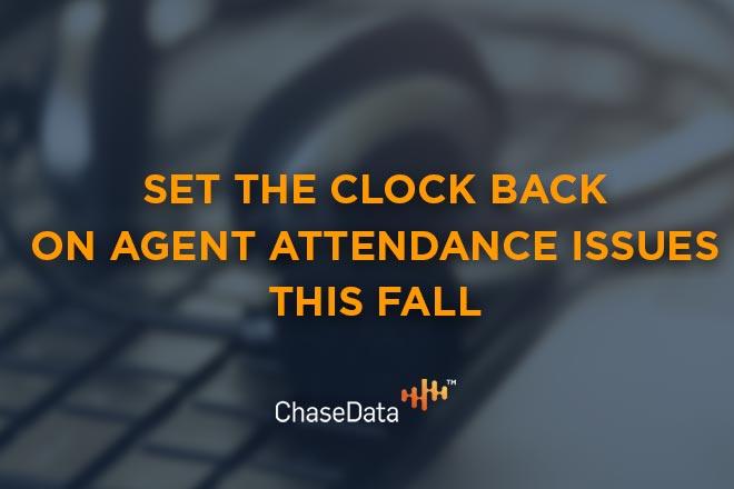 agent attendance