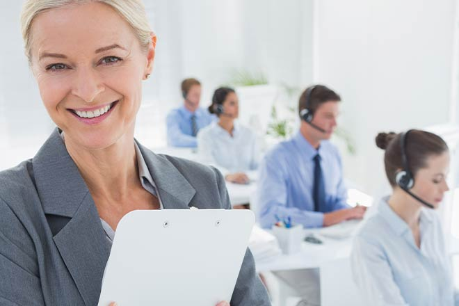 hire call center