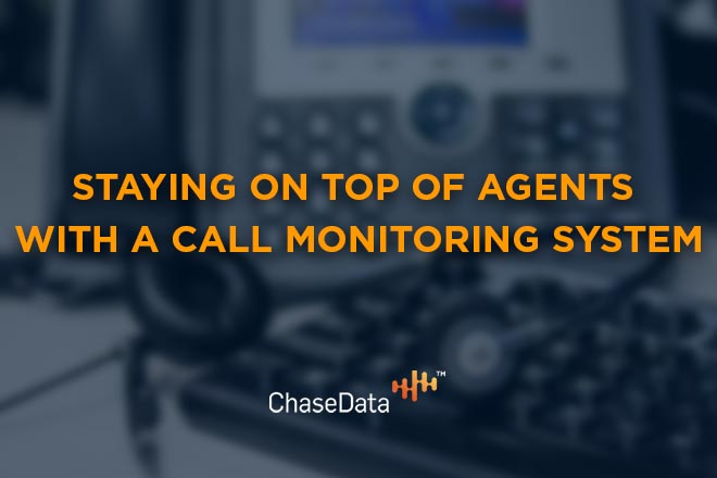 call monitoring system