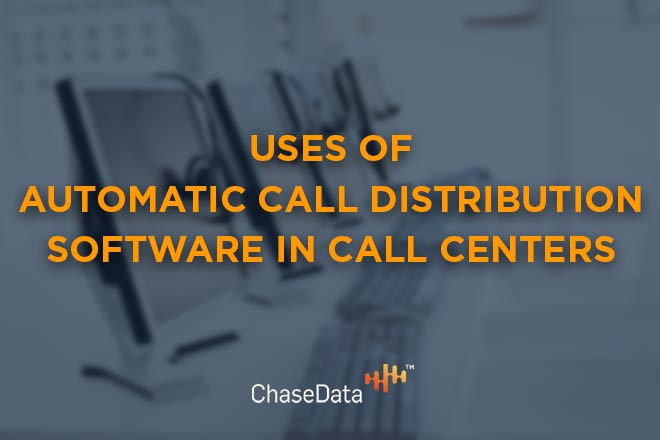 automatic call distribution software