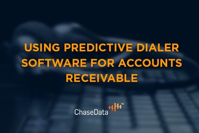 predictive dialer software for accounts receivable