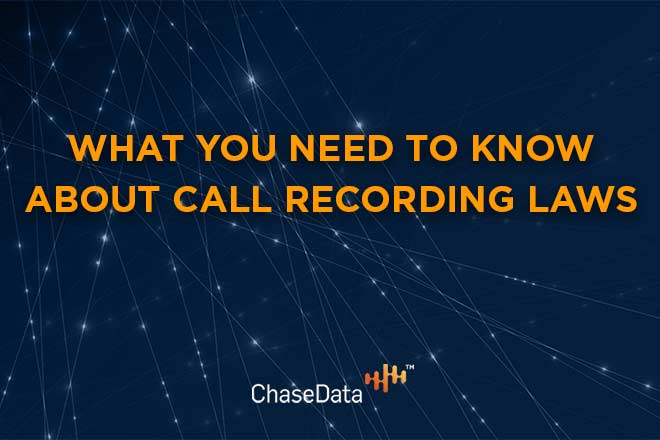 What You Need to Know About Call Recording Laws