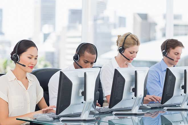 Multi-Channel Contact Center