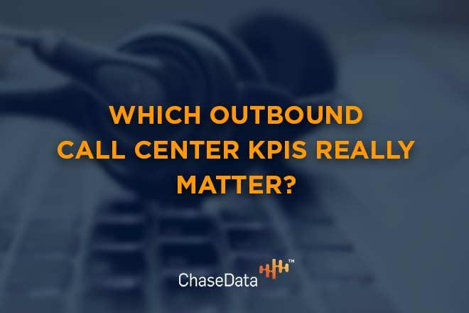 outbound call center KPIs