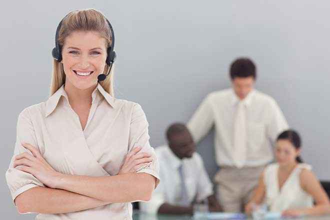 call center clients