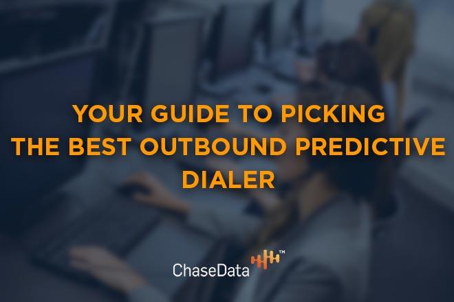 outbound predictive dialer