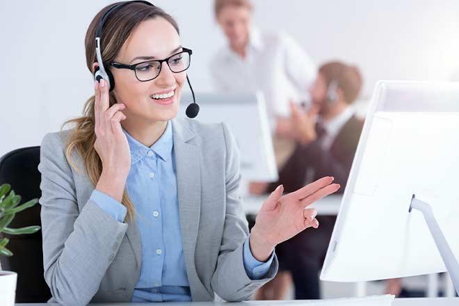 Call center agent goals